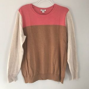 Old Navy | color block | XLg